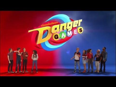 """Henry Danger and Game Shakers Action Packed """"Danger Games"""" Official Promo HD"""