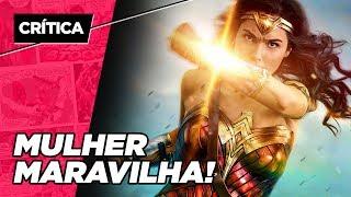 Mulher-Maravilha chegou aos cinemas e nós assistimos ao filme que promete resgatar a esperança no Universo Estendido DC Comics! Confira nossa crítica sem spoilers!---Apresentado por:Fernando Maidana - @MaidanaLHVinicius Tavares - @vinerz---Siga nossas redes sociais!Site: http://www.legiaodosherois.com.br/Facebook: http://fb.com/LegiaoDosHeroisInstagram: https://www.instagram.com/legiaodosherois/Snapchat: legiaodosheroisTwitter: https://twitter.com/LegiaoDosHerois