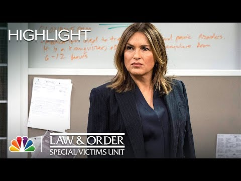 Benson Reunites Sadie with Her Father - Law & Order: SVU (Episode Highlight)