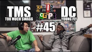In this Hilarious episode, TMS (Too Much Swag) sits down with comedian/Actor DC Young Fly & when DC ask TMS what would he do when he get his 1st Million #PRESSPLAY  to hear what TMS has too say !!!