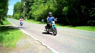 4. Ural Northwest Mothers Day Ride