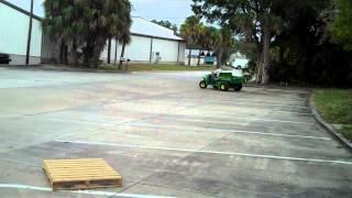 9. 302272   2002 John Deere 4 x 2 Gator Utility Vehicle Gasoline