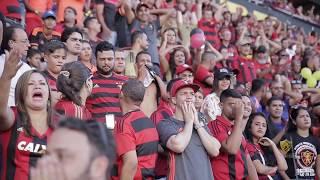 Bastidores de Sport 1x1 Atlético-MG