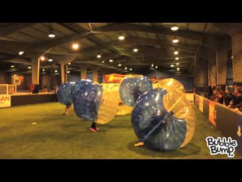 RAS Pays Blanc Antoing Réserves - Entrainement Bubble Bump (09/01/2015)
