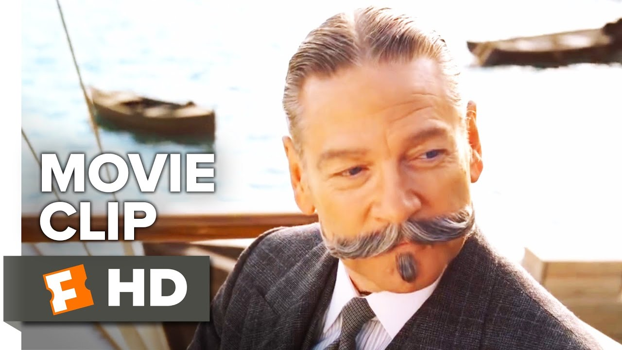 Watch a Mystery with a Killer Twist in Kenneth Branagh's 'Murder on the Orient Express' (Clip) with All-Star Cast