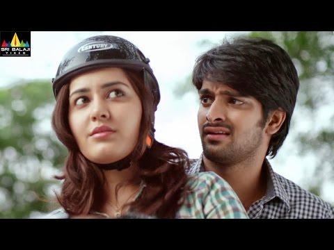 Oohalu Gusagusalade Comedy Scenes Back to Back   Naga Shaurya, Rashi Khanna, Srinivas Avasarala