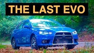1. 2015 Mitsubishi Evolution X MR Review - The Last Evo