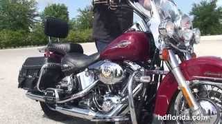 1. Used 2006 Harley Davidson Heritage Softail Classic for sale