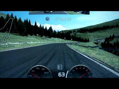 Gran Turismo 5 Prolouge Eiger Online Drifting