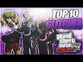 GTA 5 Online: TOP 10 GLITCHES! - After Patch 141 (Best GTA V Glitches)