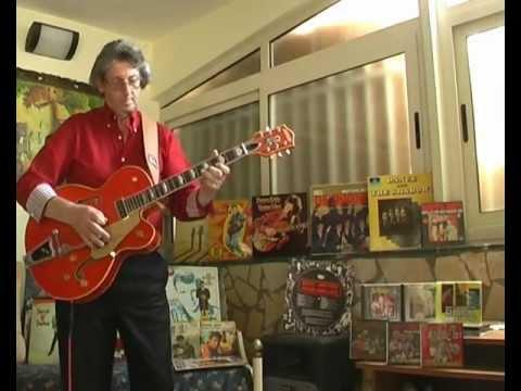 Johnny Guitar The Shadows видео