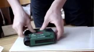 Bosch PTK 3.6 0603968120 -  пластиковая панель
