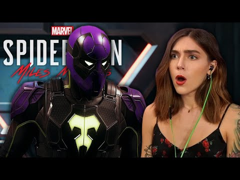The Prowler & The Underground | Spider-Man: Miles Morales Pt. 4 | Marz Plays