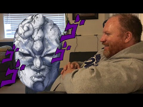 My Dad Watches JoJo's Bizarre Adventures: Episodes 1-3