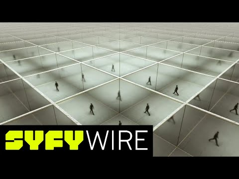 Exclusive: Counterpart - The Story Behind The Opening Credits | SYFY WIRE