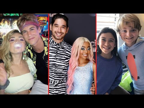 Bunk'd ❤ The Real Life Partners Revealed (Disney Channel)
