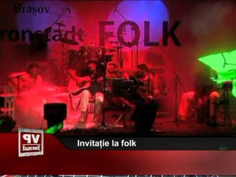 Invitație la folk