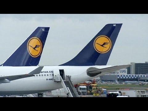 Lufthansa pilotlarının grevi 200 bin yolcuyu vuruyor