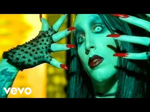 Marilyn Manson - long hard road out of hell