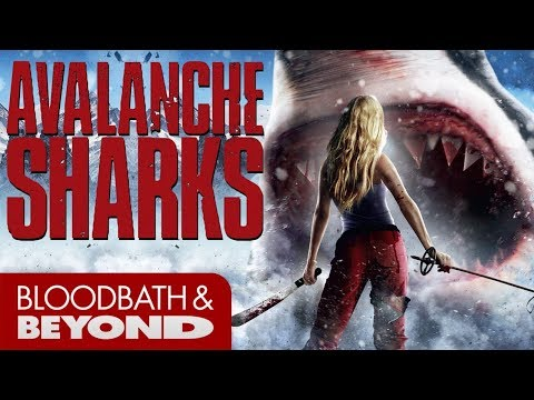 Avalanche Sharks (Beach Girl 3) 2018   Hindi Dubbed Movies 2018 Full Movie   Hollywood Movies 2018
