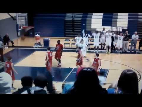 Ver vídeo Down's Syndrome: Kevin Grow basketball player
