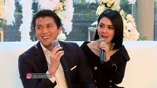 Video PERS KONFERENS SYAHRINI DAN REINO BARACK MP3, 3GP, MP4, WEBM, AVI, FLV Mei 2019