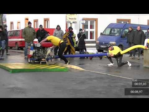 SDH Chýnov - Český Rudolec 7.12.2013 - 18,92s