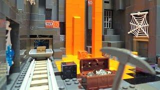 Video LEGO Minecraft Abandoned Mineshaft MP3, 3GP, MP4, WEBM, AVI, FLV Mei 2019