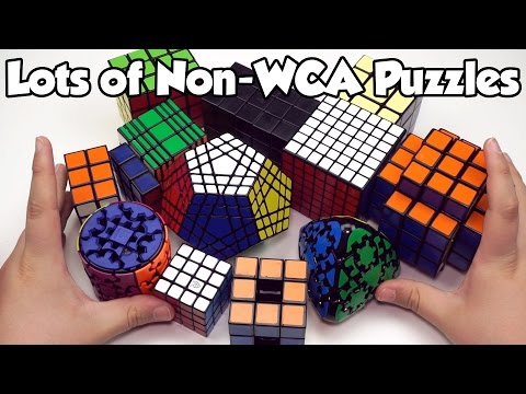 Huge Non-WCA Unboxing | Thecubicle.us