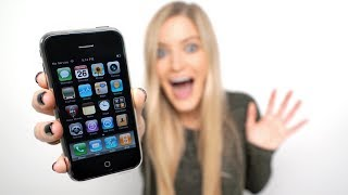 What's on my original iPhone?