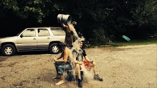 "^^^ SUBSCRIBE TO OUR CHANNEL FOR MORE! ^^^Redneck Souljers Ice Bucket Challenge  #icebucketchallenge #strikeoutalsWe have nominated Lil Wyte, JellyRoll, Mike Busey, Demun Jones, and Lo Key to participate in the challenge and donate to ALS as well! If you would like to donate, visit http://www.alsa.org for more information. Tell us what y'all wanna see more of in the comments! Like & Follow us to keep up with our shenanigans in the links below!Watch 'Backwoods Badass' here: http://youtu.be/WbpxB-RlANcWatch 'I Mow, I Till here: http://youtu.be/M9Q60skXXx4Watch 'Down This Road' here: http://youtu.be/3HYn2CFSdsgWatch 'Killin Shit' here: http://youtu.be/NQza0svS2WAWatch 'Don't Like' here: http://youtu.be/XPiamxQclhYWatch 'Tiller Gang' here: http://youtu.be/5Oo0xWA0wzIWatch 'Fish' here: http://youtu.be/TCWlSTPs5LsBooking/business inquiries: rednecksouljerstv@gmail.comOfficial Site: http://www.rednecksouljers.comMerch: http://www.rednecksouljers.bigcartel.comFacebook: http://www.facebook.com/rednecksouljersTwitter: http://www.twitter.com/rednecksouljersInstagram: http://www.instagram.com/rednecksouljersVevo: http://www.youtube.com/rednecksouljersvevoSoundcloud: http://www.soundcloud.com/rednecksouljersDownload our debut album on iTunes!http://smarturl.it/TillerGangiTunesDownload our new single ""Bounce"" on iTunes:http://smarturl.it/RSBouncePersonal Facebooks:http://www.facebook.com/FattTarrRShttp://www.facebook.com/CHubbRS"