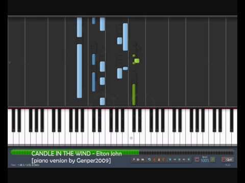 Candle in the Wind - Elton John video tutorial preview