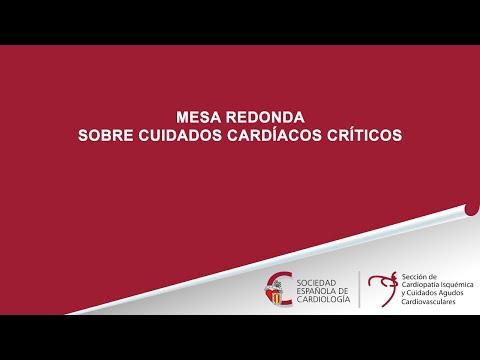 Mesa redonda sobre cuidados críticos cardiovasculares