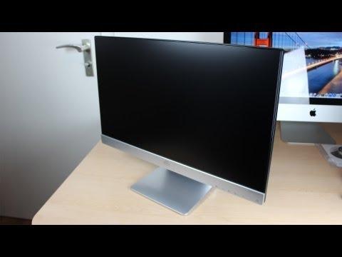 HP Pavilion 23xi LED IPS Monitor Unboxing