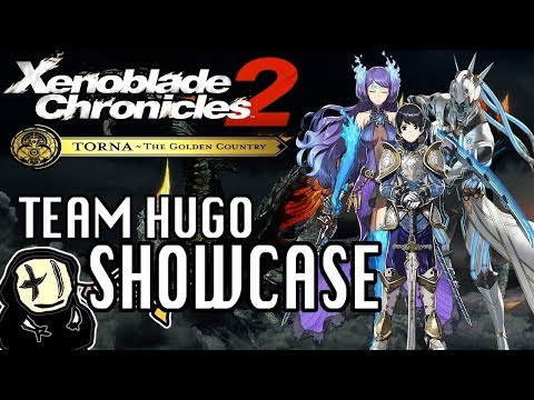 XC2 Torna~The Golden Country - Team Hugo Showcase
