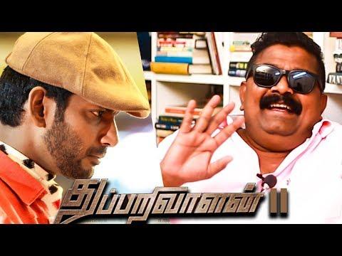 WOW! 5 More Parts of Thupparivalan?- Director Mysskin Reveals! | MY158 (видео)
