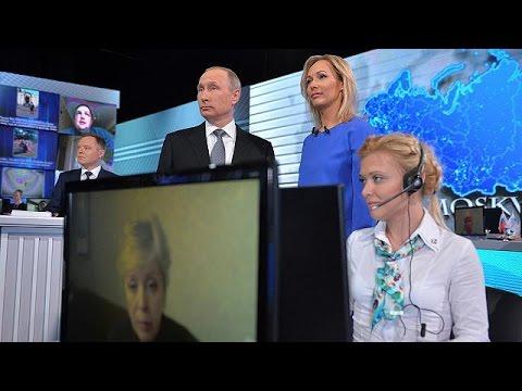 Πούτιν: «Αλλάξαμε τα δεδομένα στην Συρία»