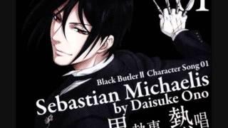 Sebastian Michaelis「Daisuke Ono」☆ Aru Shitsuji no Nichijou