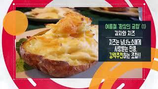 강남구 카드뉴스 - 여름제철과일 궁합