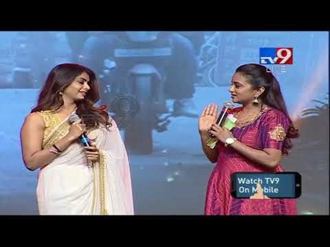 Singer, Producer Aishwarya beautiful speech at Oxygen Audio Launch