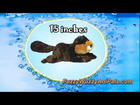 Stuffed Beaver Beau