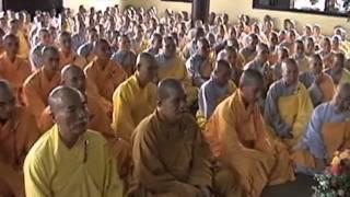 Trời mây - Sư Ông Trúc Lâm khai thị cuối hạ 2005 tại TVTL Đà Lạt