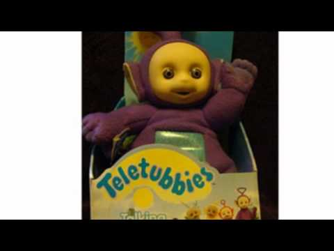 Video Video ad of the Original Issue Talking Tinky Winky