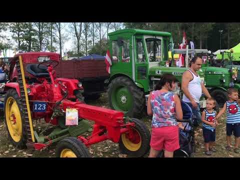 Wideo1: XVII Festiwal Starych Ciągników I Maszyn Rolniczych w Wilkowicach