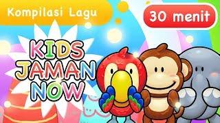 Video Kompilasi Lagu Kids Jaman Now MP3, 3GP, MP4, WEBM, AVI, FLV Agustus 2018
