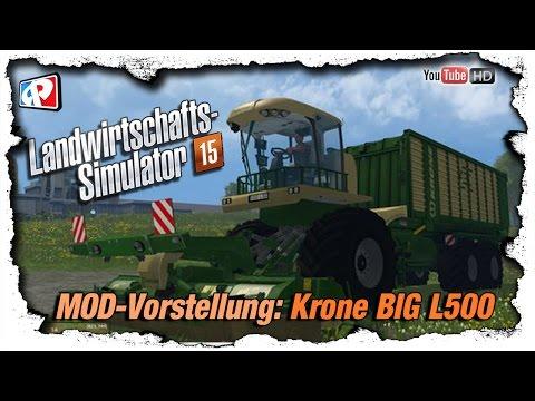 Krone BIG L500 Prototype v1.5