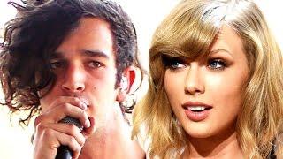 Taylor Swift's New Rockstar Boyfriend?