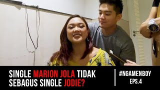 Video #NgamenBoy Eps. 4 - Marion Jola buka suara soal VIDEO VIRALNYA ke Boy William! MP3, 3GP, MP4, WEBM, AVI, FLV Juni 2018