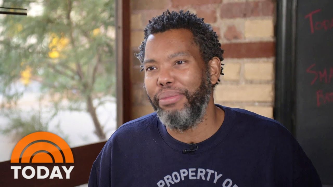 Ta-Nehisi Coates Talks About New Film Of His book 'Between The World And Me' | TODAY