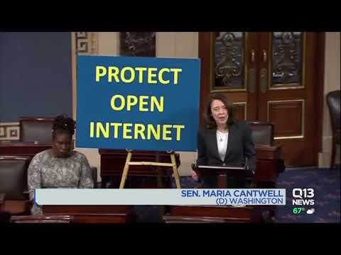 Q13 News: Senate Votes to Protect Net Neutrality